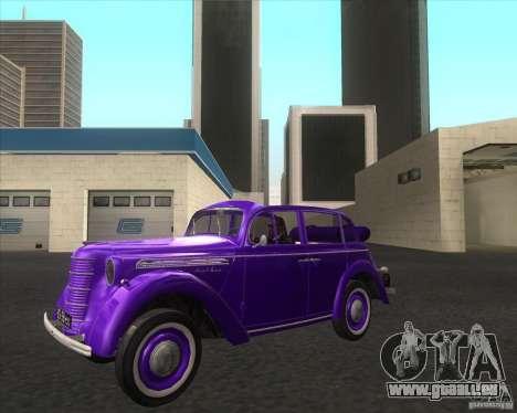 AZLK 401 pour GTA San Andreas