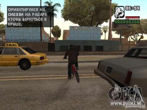 Niko Bellic für GTA San Andreas achten Screenshot