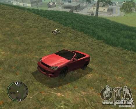 Feltzer de GTA 4 pour GTA San Andreas vue de droite