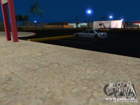 Concert de l'AK-47 v 2.5 pour GTA San Andreas deuxième écran