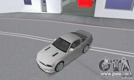 Saleen S281 Pack 2 pour GTA San Andreas laissé vue