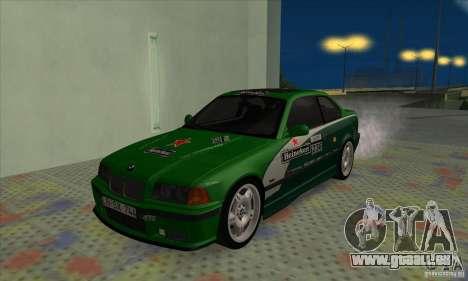 BMW M3 E36 pour GTA San Andreas moteur