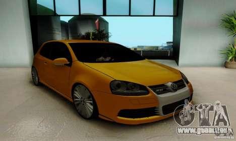 Volkswagen Golf R32 für GTA San Andreas rechten Ansicht
