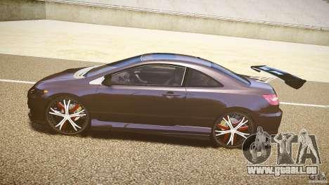 Honda Civic Si Tuning für GTA 4 linke Ansicht