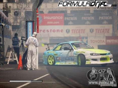 Écrans de chargement Formula Drift pour GTA San Andreas cinquième écran