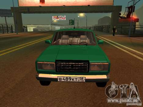 VAZ 21047 pour GTA San Andreas laissé vue