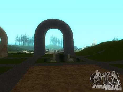 Parc Ekstrimalov pour GTA San Andreas sixième écran