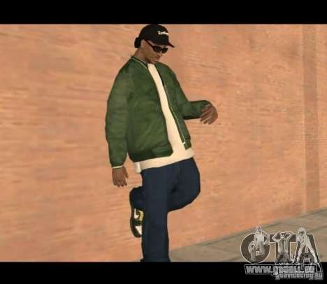Family Skins Pack für GTA San Andreas dritten Screenshot