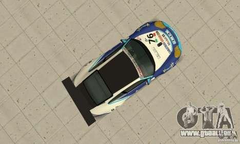 Porsche 911 Le GRID pour GTA San Andreas vue de droite