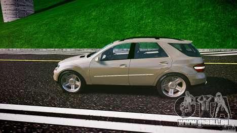 Mercedes-Benz ML 500 v1.0 für GTA 4 linke Ansicht