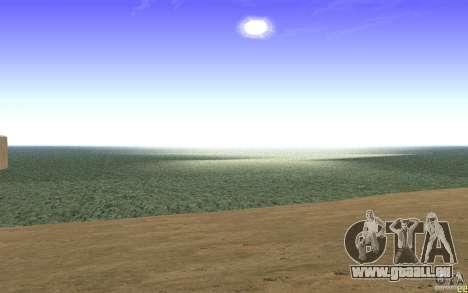 Eau HD v2.0 pour GTA San Andreas