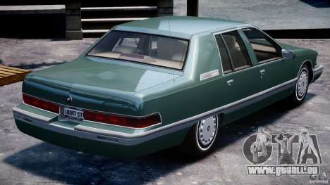 Buick Roadmaster Sedan 1996 v1.0 pour le moteur de GTA 4