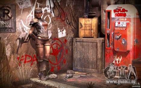 Menüs und laden Bildschirme RAGE für GTA San Andreas zweiten Screenshot