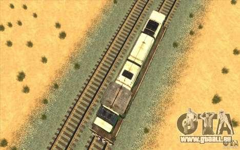 Chme3-5792 pour GTA San Andreas vue de droite