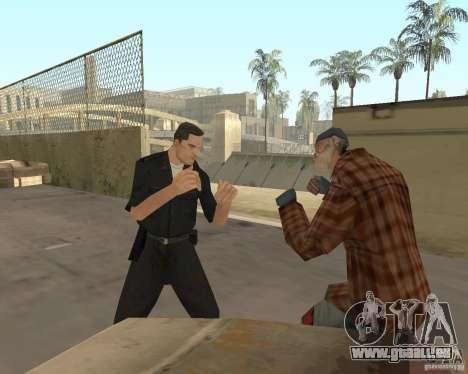 Verrückte Penner für GTA San Andreas