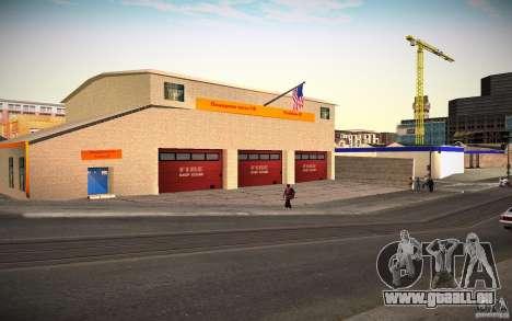 Service d'incendie de HD pour GTA San Andreas