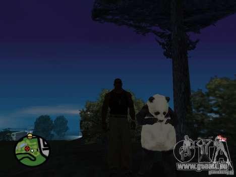 Tiere in GTA San Andreas 2.0 für GTA San Andreas her Screenshot