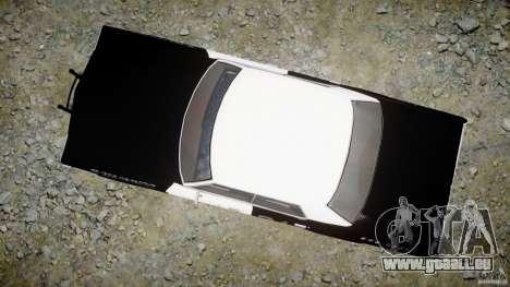 Dodge Monaco 1974 (bluesmobile) für GTA 4 rechte Ansicht