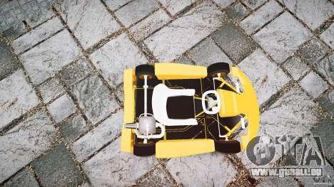 Karting pour GTA 4 est un côté