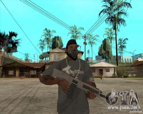 Atchisson assault shotgun (AA-12) für GTA San Andreas