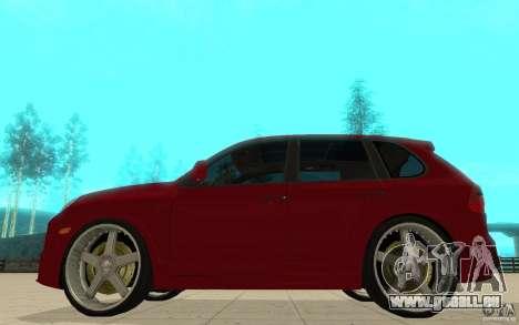 Rim Repack v1 pour GTA San Andreas deuxième écran