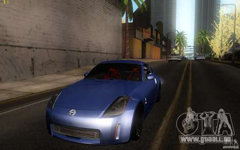 Nissan 350z Speedhunters pour GTA San Andreas