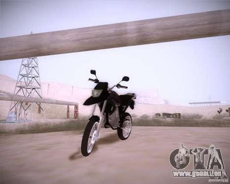 Honda XRE 300 pour GTA San Andreas