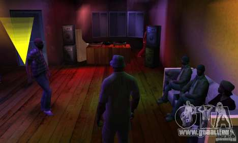 GTA SA Enterable Buildings Mod für GTA San Andreas elften Screenshot