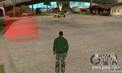 Empire of CJ v.3.8.0 für GTA San Andreas dritten Screenshot