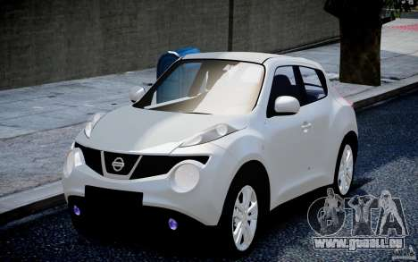 Nissan Juke pour GTA 4 Vue arrière de la gauche