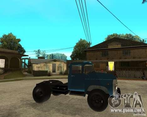 ZIL 130B1 pour GTA San Andreas vue de droite