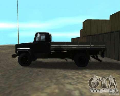 GAZ 3309 für GTA San Andreas rechten Ansicht