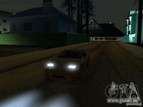 La Villa De La Noche v 1.1 pour GTA San Andreas deuxième écran