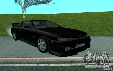 Nissan 200SX für GTA San Andreas rechten Ansicht