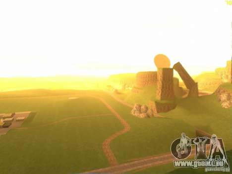 Without the desert pour GTA San Andreas