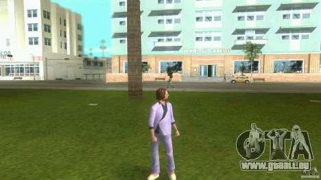 Player Skin ändern für GTA Vice City