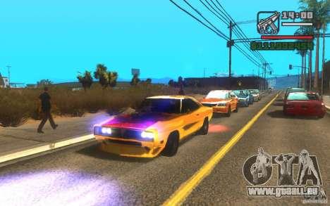ENBSeries by Gasilovo v2 pour GTA San Andreas deuxième écran