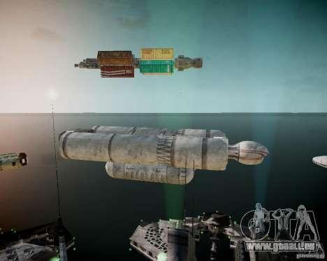 Stargate-Atlantis pour GTA 4 sixième écran