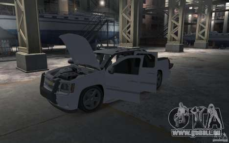Chevrolet Avalanche v1.0 für GTA 4 Seitenansicht