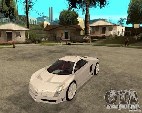 Cadillac Cien für GTA San Andreas
