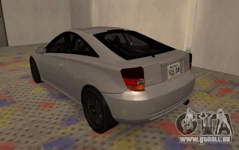 Toyota Celica 2JZ-GTE für GTA San Andreas rechten Ansicht