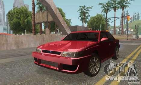 New Sultan HD für GTA San Andreas