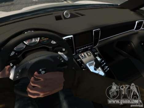 Gemballa Mistrale Concept 2011 pour GTA 4 Vue arrière de la gauche