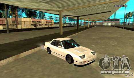 Nissan Silvia S13 Old School pour GTA San Andreas