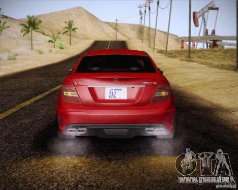 Improved Vehicle Lights Mod pour GTA San Andreas sixième écran