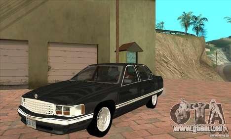 Cadillac Deville v2.0 1994 pour GTA San Andreas