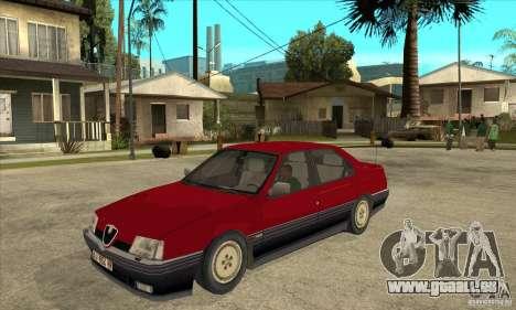 Alfa Romeo 164 für GTA San Andreas