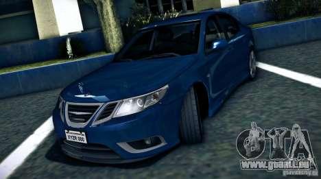 SAAB 9-3 Turbo X für GTA San Andreas