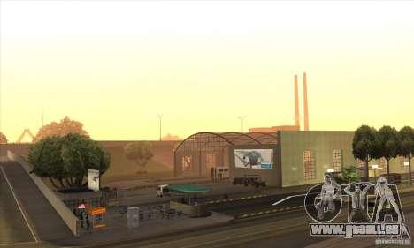 BUSmod pour GTA San Andreas cinquième écran