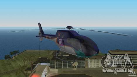 Eurocopter Ec-120 Colibri für GTA Vice City linke Ansicht